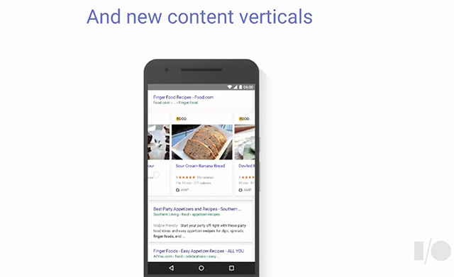 google-amp-recipes